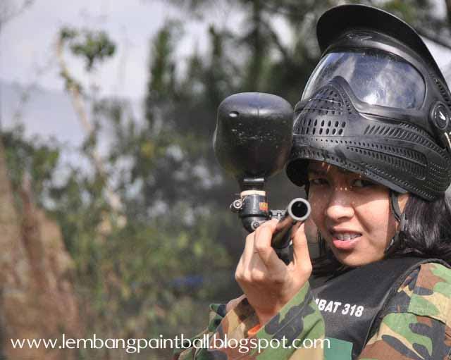 Outbound Paintball di Lembang Bandung
