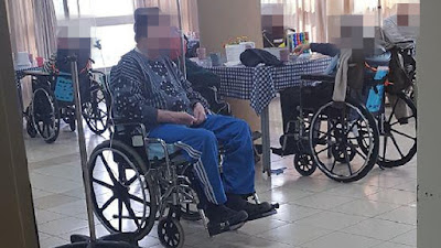 מי רוצה לטפל בקשישים?