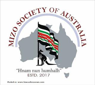 MIZO SOCIETY OF AUSTRALIA THUCHHUAH