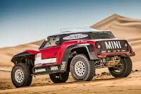 Mini John Cooper Works Buggy 2018 Rear Side