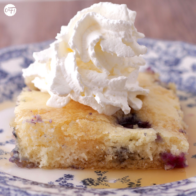 Pancake au four à partager