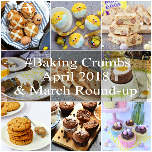 March Baking Crumbs on Only Crumbs Remain