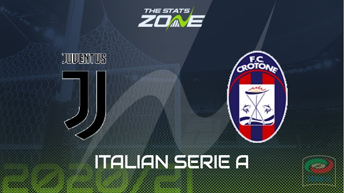 Watch Juventus vs Crotone - Italy : Serie A live streaming