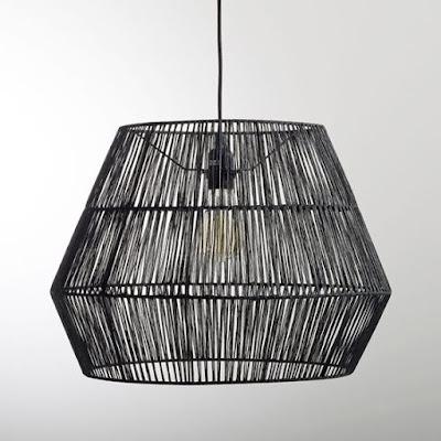 pellmell cr ations inspiration liste shopping des suspensions en fibres naturelles. Black Bedroom Furniture Sets. Home Design Ideas