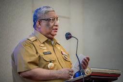 Ali Mazi Buka Seminar Strategi Pencegahan Korupsi di Sulawesi Tenggara