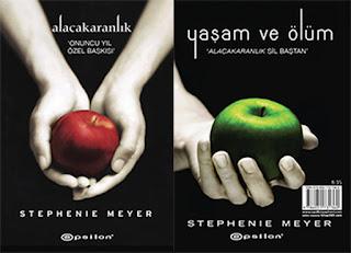 Yaşam ve Ölüm – Alacakaranlık – Stephenie Meyer PDF indir