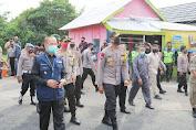 Kapolres Majalengka Dampingi Kapolda Jabar Ikuti Launching Program Kampung Tanggung Nusantara