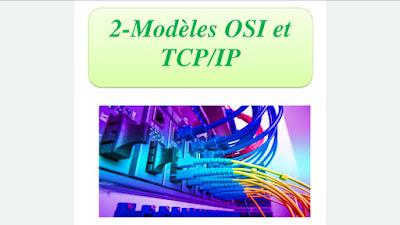 Modèles OSI et TCPIP
