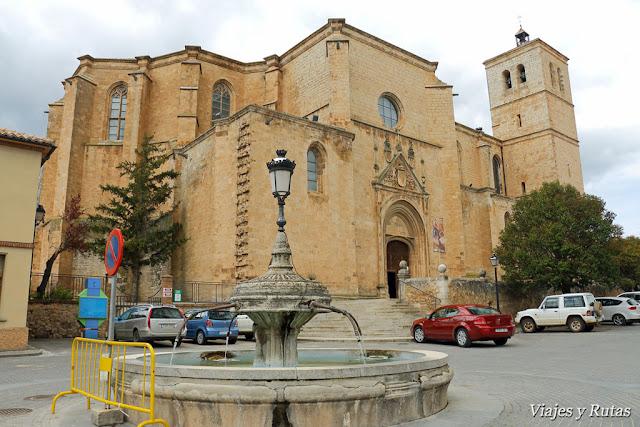 Colegiata de Santa María del Mercado, Berlanga de Duero