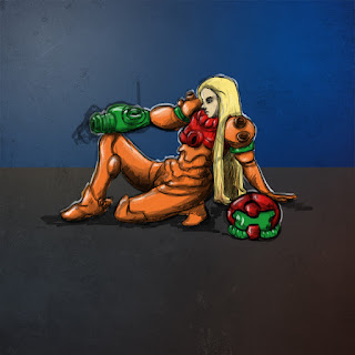 Samus Update QUICK