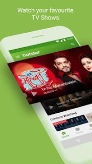 """Hotstar"" India's largest streaming platform"