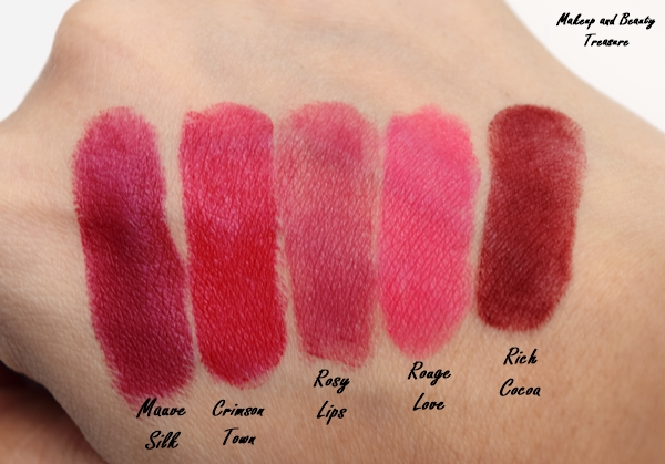 lakme-absolute-luxe-lipstick-swatches