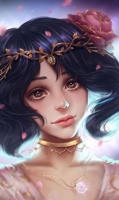anime girl wallpaper cute girl wallpaper