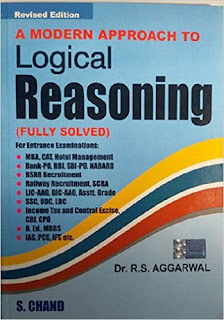 Download Free Logical Reasoning by RS Aggarwal Book PDF