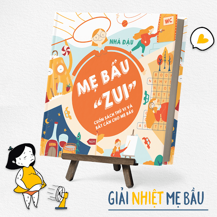 [A116] Mẹ Bầu Zui: Gợi ý sách thai giáo hay nhất cho Bà Bầu