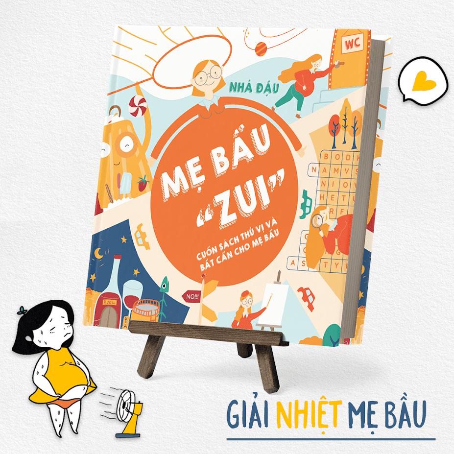 """[A116] Đọc online """"Mẹ Bầu Zui"""" - Sách thai giáo hữu ích cho Mẹ Bầu"""