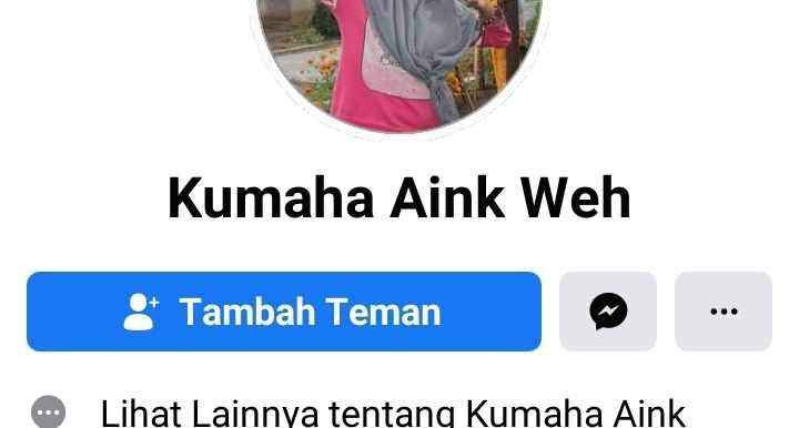 Nama Facebook sunda