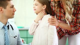 Cara Menyembuhkan Amandel Bengkak Pada Anak