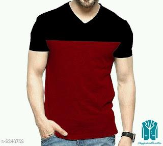 Casual Trendy Cotton Men's T-Shirts