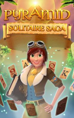 Pyramid Solitaire Saga Apk v1.43.1 (Mod Lives)