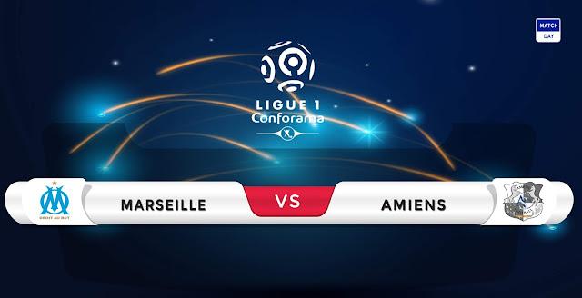 Marseille vs Amiens Prediction & Match Preview