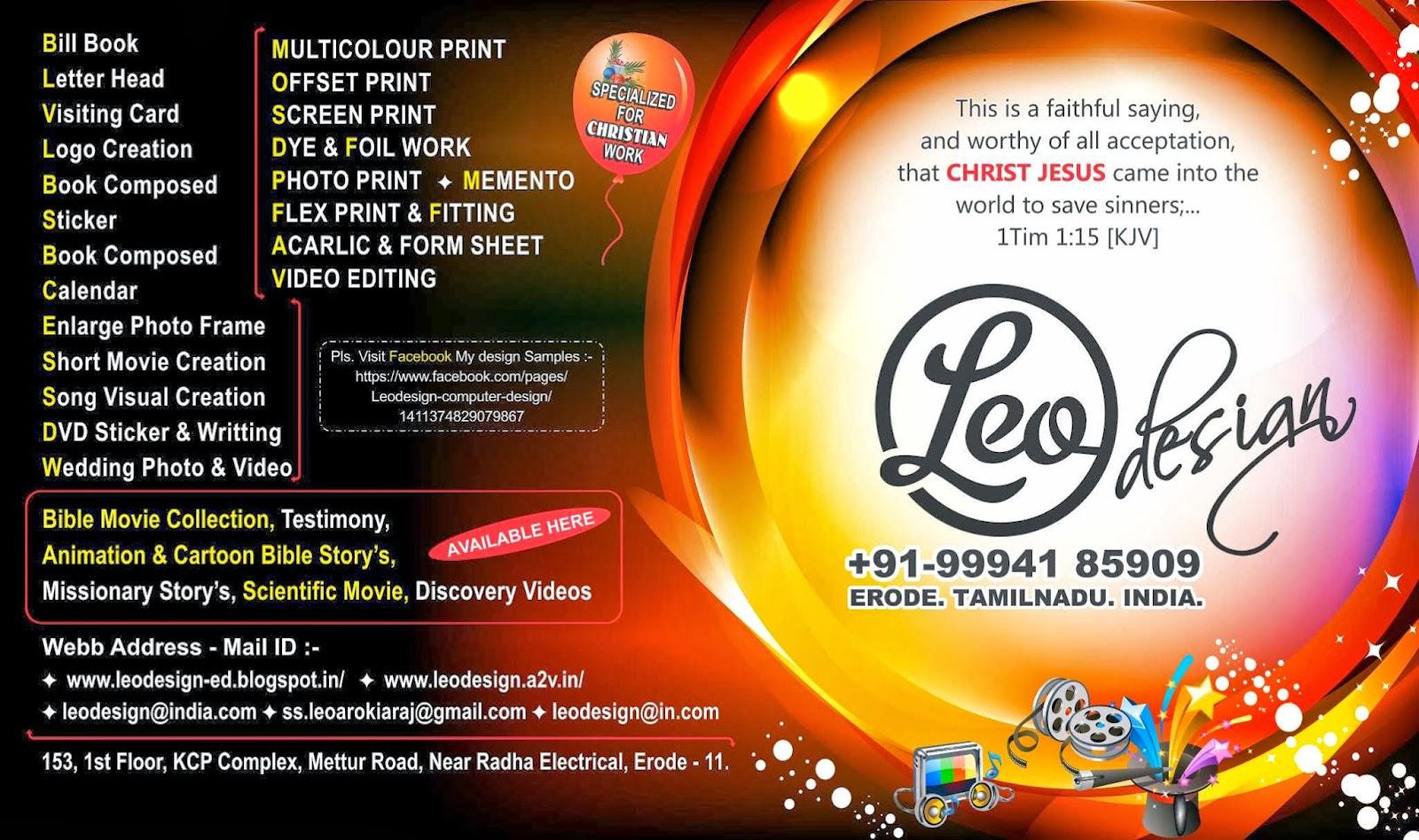 Leodesign Bill Book Design And PrintBill DesignJob Card