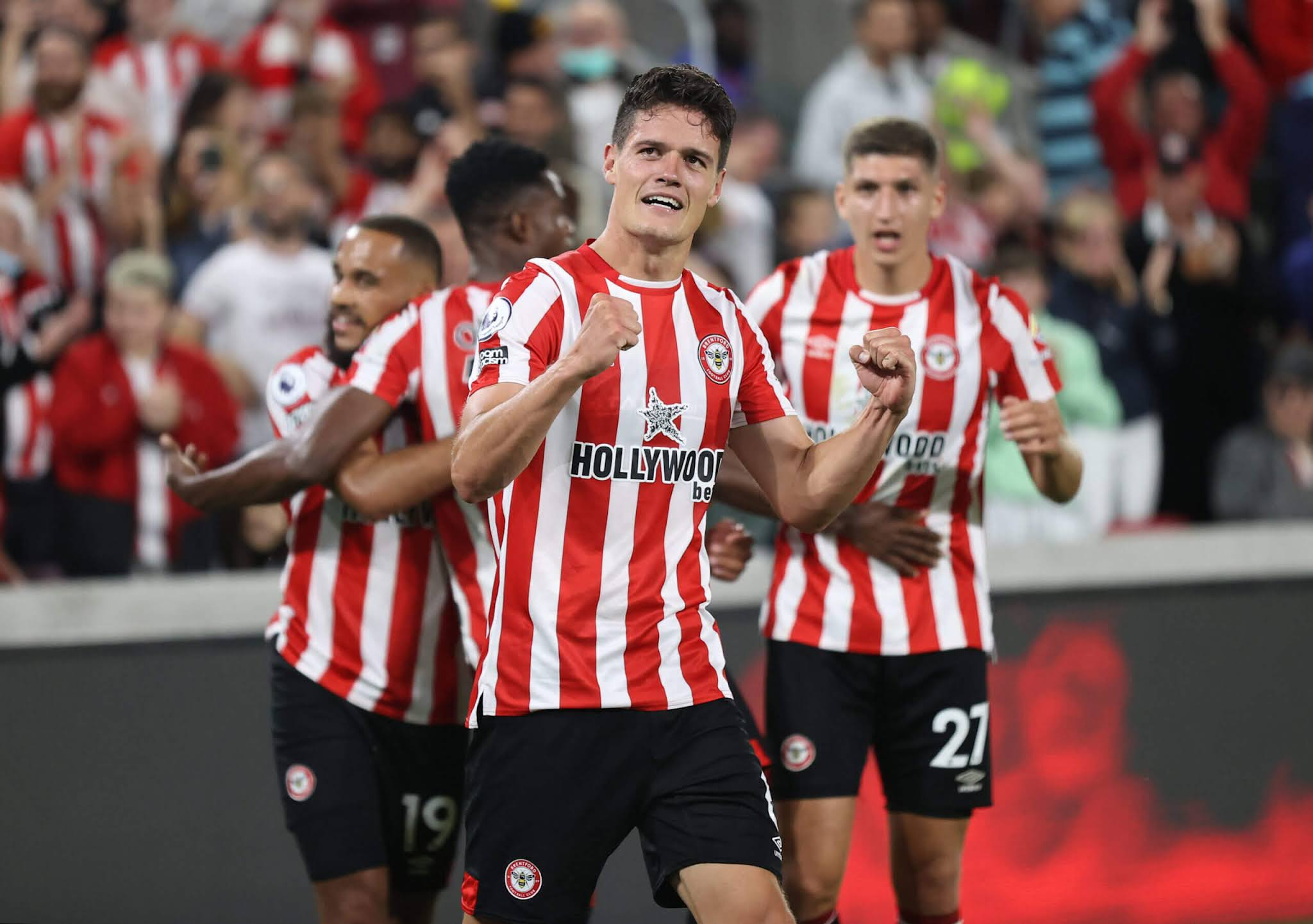 Brentford began their Premier League adventure with victory over Arsenal