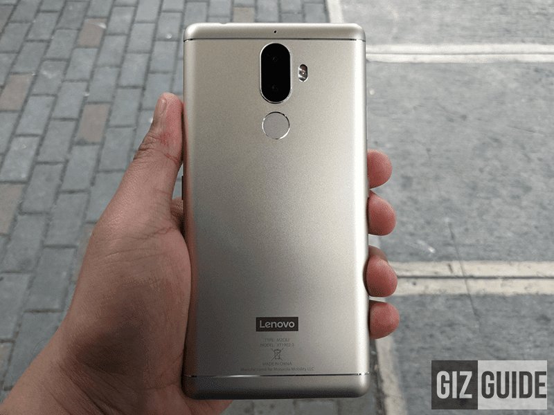 Lenovo launches K8 Note in the Philippines, priced at just PHP 8,999!
