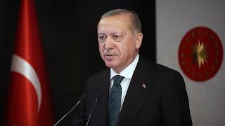 أول رد من أردوغان على وفاة الشاب السوري برصاص شرطي بالخطأ