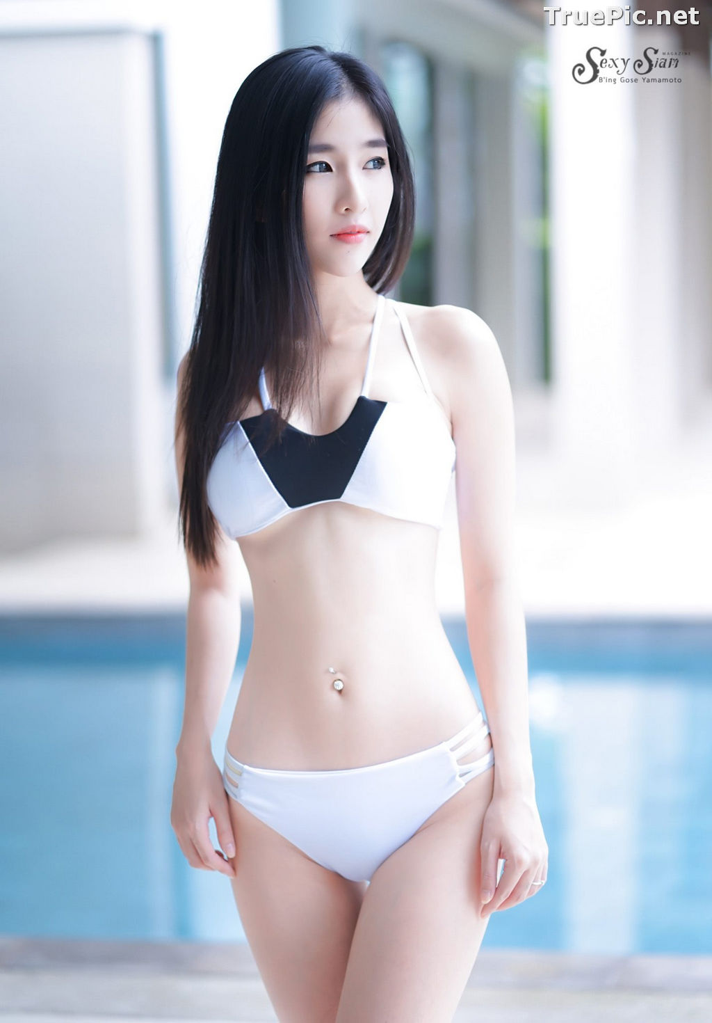 Image Thailand Model - Ohly Atita - Summer Bikini Collection - TruePic.net - Picture-6