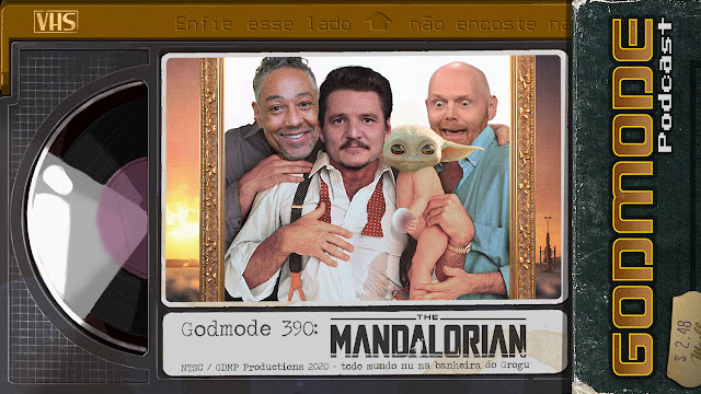 GODMODE 390 - MANDALORIAN