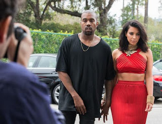 Kim and Kanye West to visit a therapist.