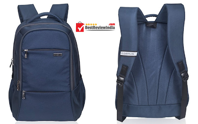 COSMUS Darwin Navy Blue Laptop Backpack