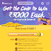 Uc Browser Win Free Cash :  ₹2500 On Signup & Win ₹5000 PayTM