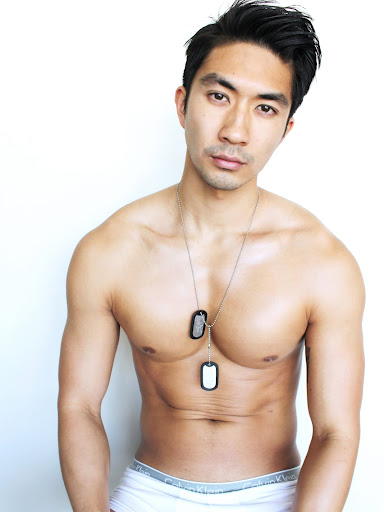 Naked Sexy Asian Men