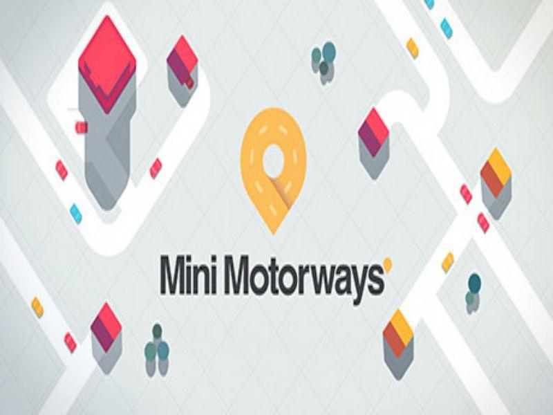 Download Mini Motorways Game PC Free