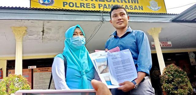 Anggota DPRD Disundut Rokok Istri Siri Lantaran Ada Tanda Merah di Leher