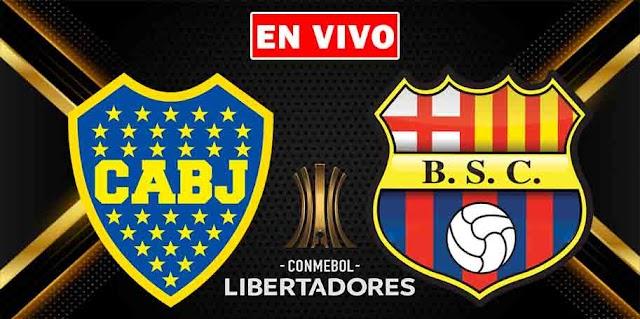 EN VIVO   Boca Juniors vs. Barcelona, jornada 5 del Grupo C de la Copa Libertadores 2021 ¿Dónde ver el partido online gratis en internet?