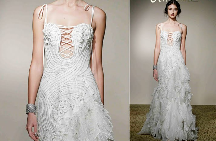 My Wedding Dress: Top Bad And Ugly Wedding Dresses Of 2012