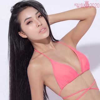 Thí sinh Hoa hậu Việt Nam có vòng eo 56 cm