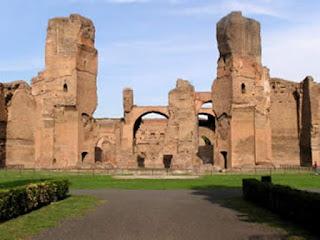 Le Terme di Caracalla - Visita guidata per bambini Roma