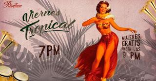 Fiesta de Viernes Tropicales en Revellion