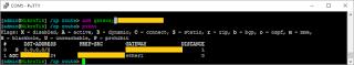 Configurar gateway en Mikrotik