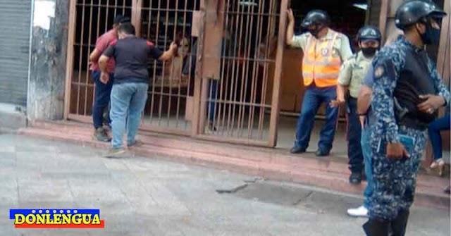 7 Chaburras invadieron el edificio Saverio Russo en la parroquia Santa Teresa de Caracas