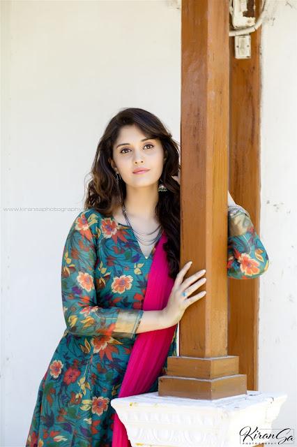 Actress Surabhi Latest Cute Photoshoot Stills Actress Trend
