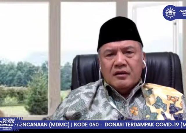 Jangan Jadikan Jabatan di Muhammadiyah sebagai Kesempatan Menambah Kekayaan