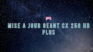 Geant 250 HD Plus