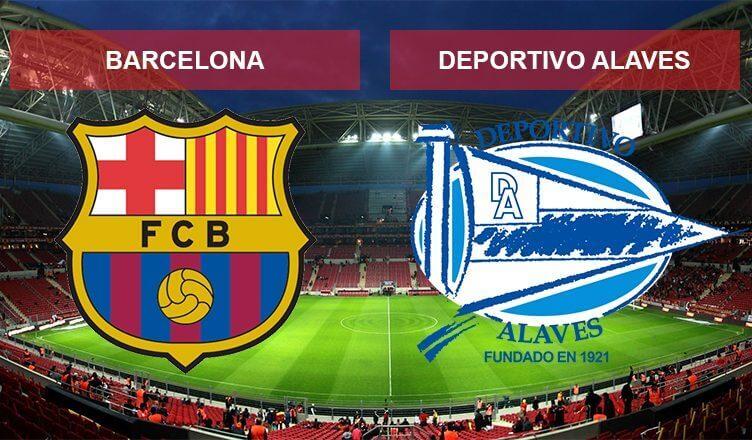 بث مباشر مباراة برشلونة وديبورتيفو الافيس