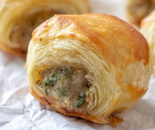 Homemade Sausage Rolls Recipes