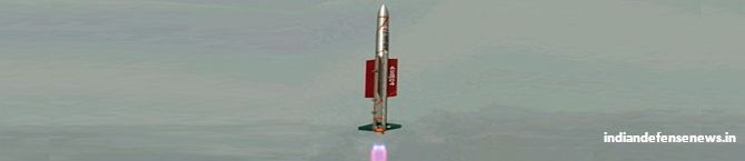 Maiden Test of Vertically Launched SRSAM For Indian Navy From ITR Likely Today